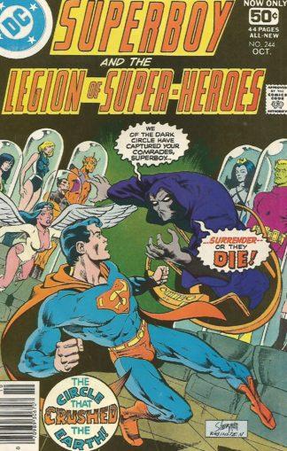 Superboy #244