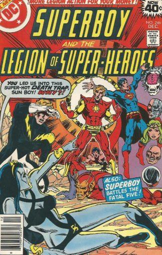 Superboy #246