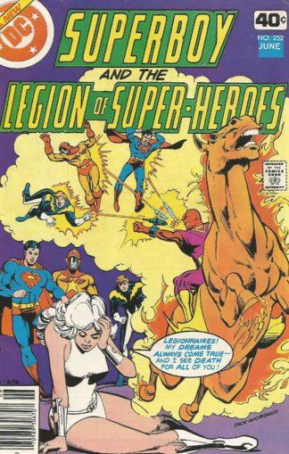 Superboy #252