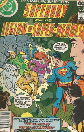 Superboy #253