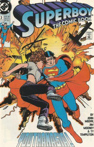 Superboy Volume 2 #03