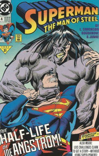 Superman The Man of Steel #04