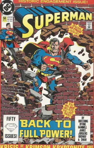 Superman Volume 2 #050b