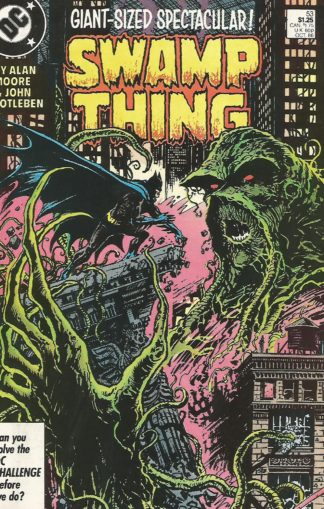 Swamp Thing Vol 2 #053