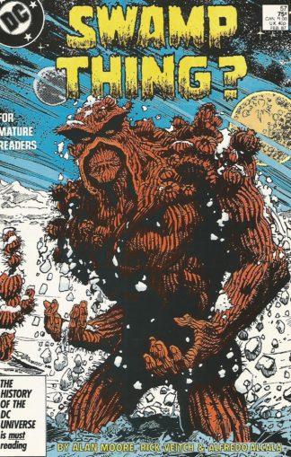 Swamp Thing Vol 2 #057