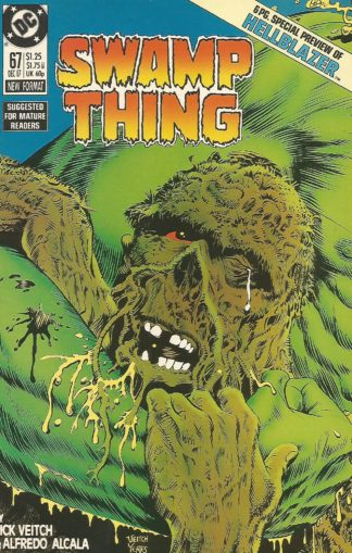 Swamp Thing Vol 2 #067