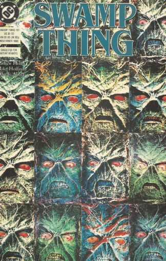 Swamp Thing Vol 2 #101