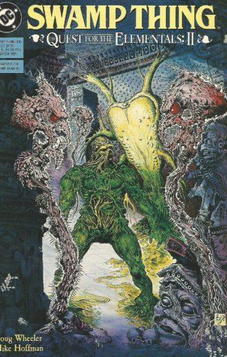 Swamp Thing Vol 2 #105