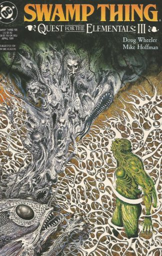 Swamp Thing Vol 2 #106