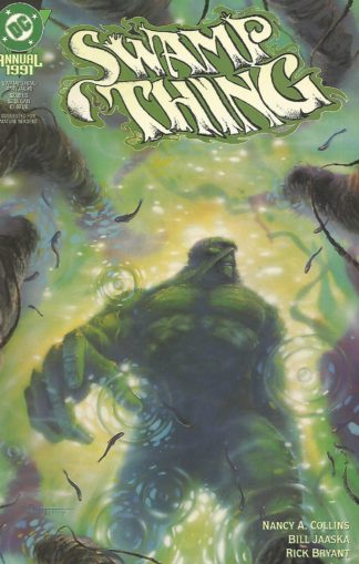 Swamp Thing Vol 2 Annual #6