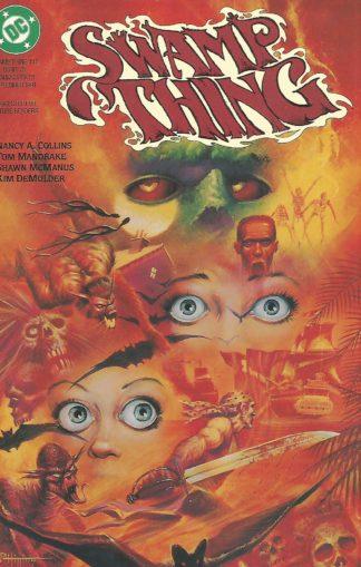 Swamp Thing Volume 2 #111