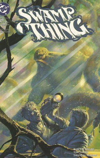 Swamp Thing Volume 2 #113