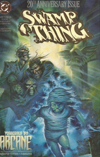 Swamp Thing Volume 2 #125