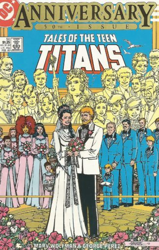Tales of the Teen Titans #050