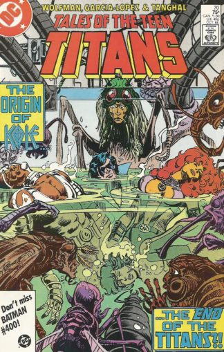 Tales of the Teen Titans #070