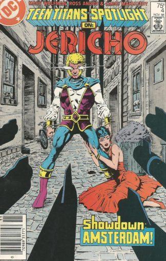 Teen Titans Spotlight #04