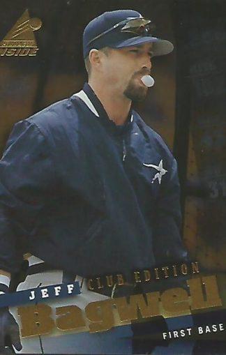 1998 Pinnacle Inside Club Edition #26 Jeff Bagwell