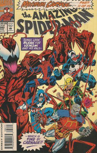 Amazing Spider-Man #380