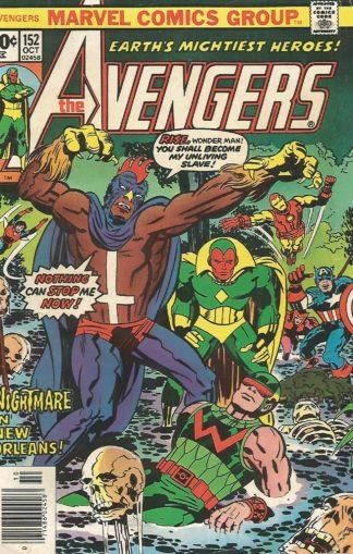 Avengers #152