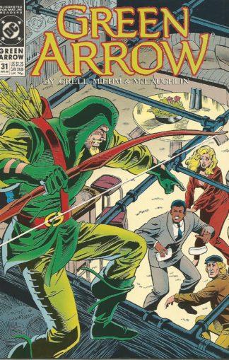 Green Arrow Volume 2 #031
