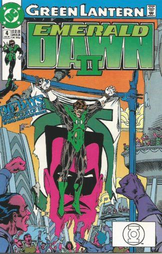 Green Lantern Emerald Dawn II #004