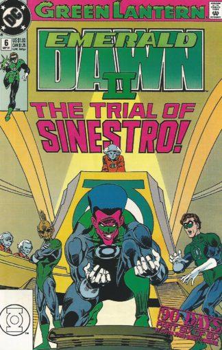 Green Lantern Emerald Dawn II #006