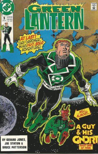 Green Lantern Volume 3 #009