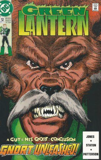 Green Lantern Volume 3 #012