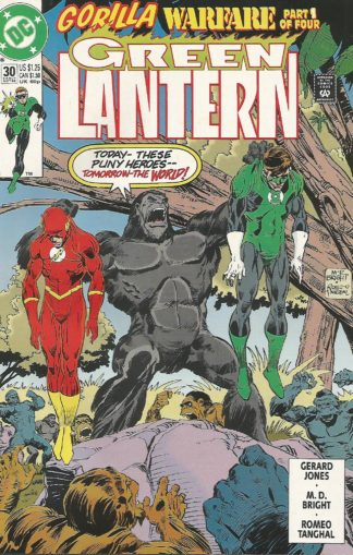 Green Lantern Volume 3 #030