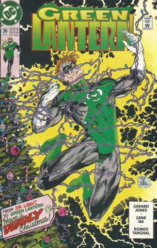 Green Lantern Volume 3 #036