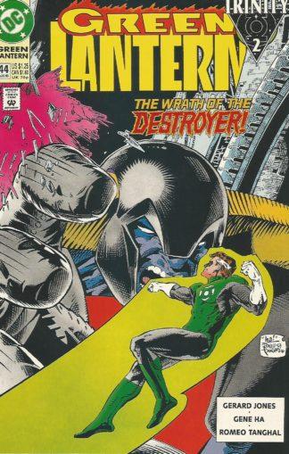 Green Lantern Volume 3 #044