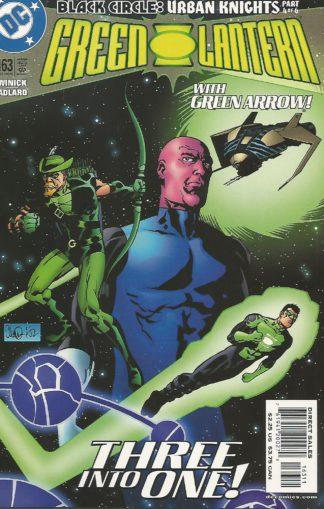 Green Lantern Volume 3 #163