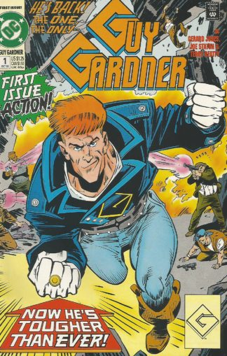 Guy Gardner #001