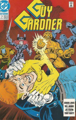 Guy Gardner #007