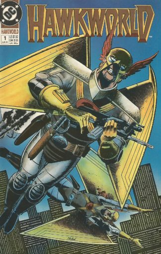 Hawkworld Volume 2 #001