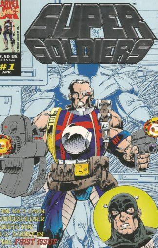 Super Soldiers #01