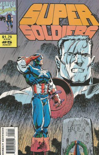 Super Soldiers #05