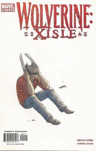 Wolverine Xisle #002