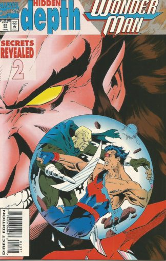 Wonder Man #023