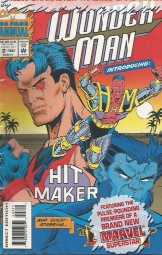 Wonder Man Annual #002