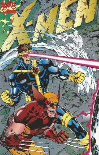 X-Men #001
