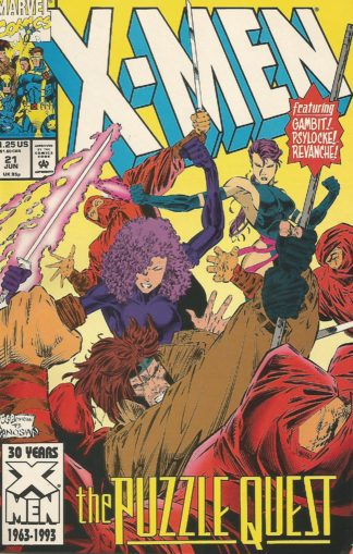 X-Men #021