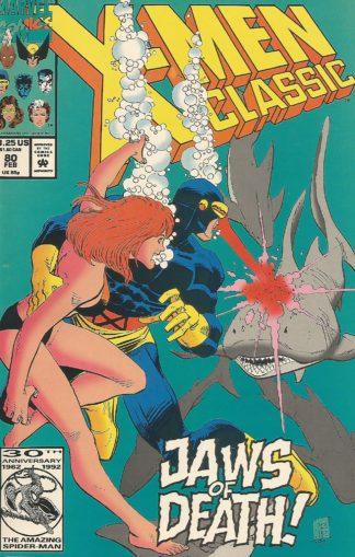 X-Men Classic #080