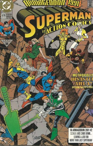 Action Comics #670