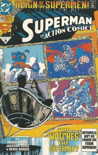 Action Comics #689