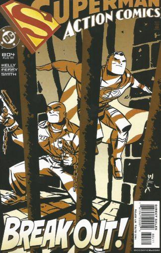 Action Comics #804
