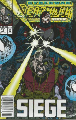 Deathlok Volume 2 #019