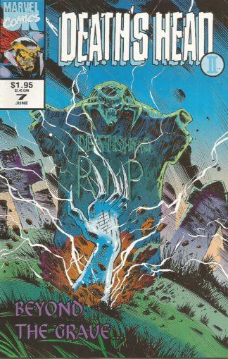 Death's Head II Volume 2 #007