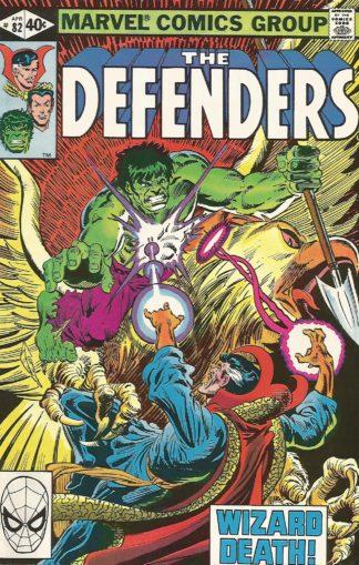 Defenders #082