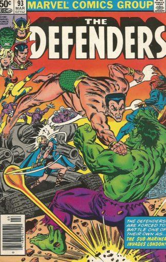 Defenders #093